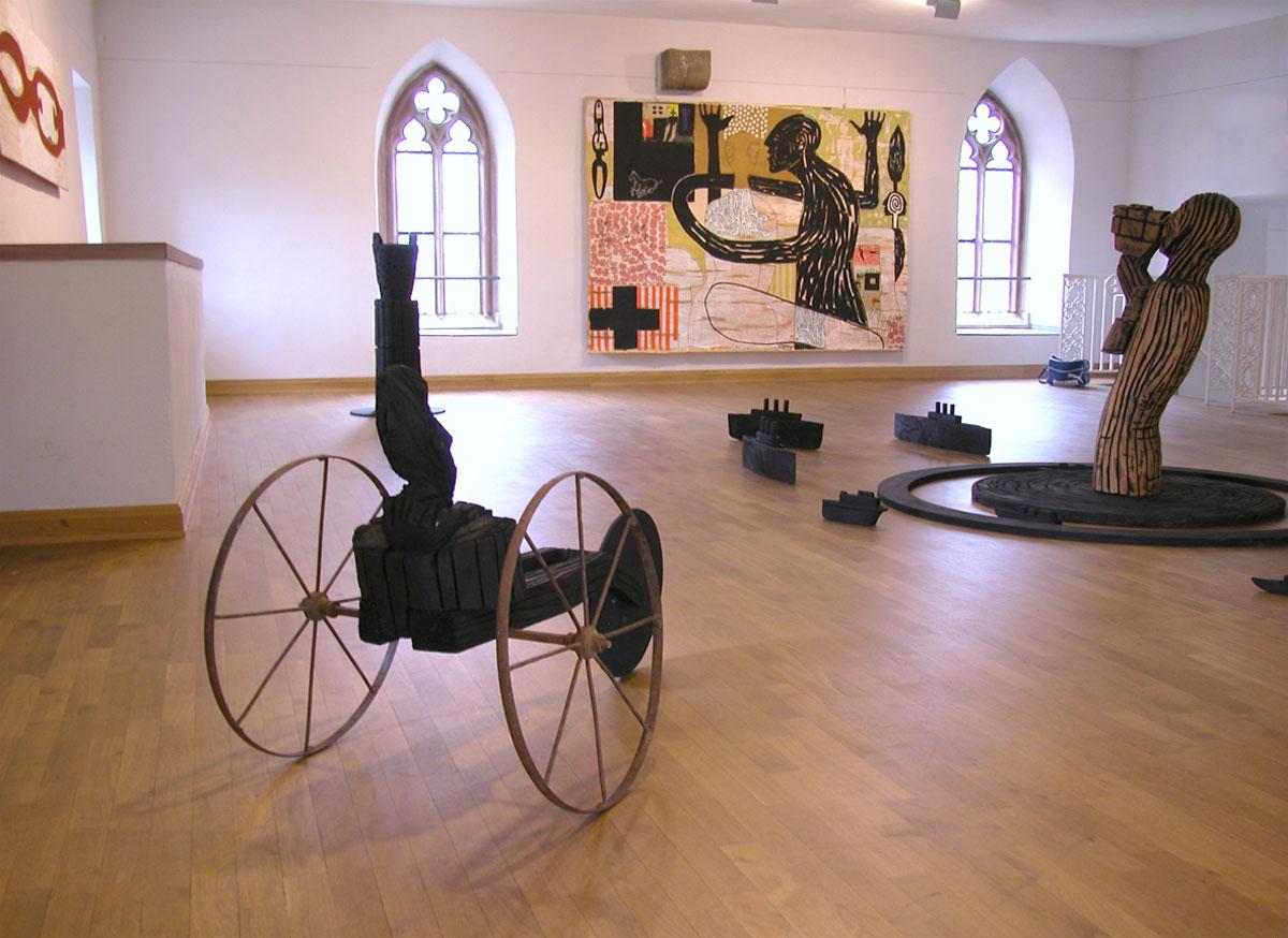 Ausstellung Düren 2004