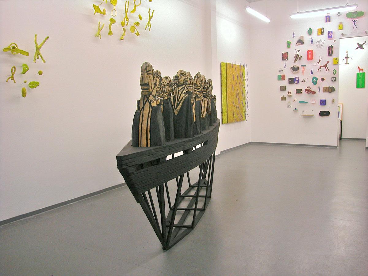 Ausstellung Galerie Weber Wiesbaden