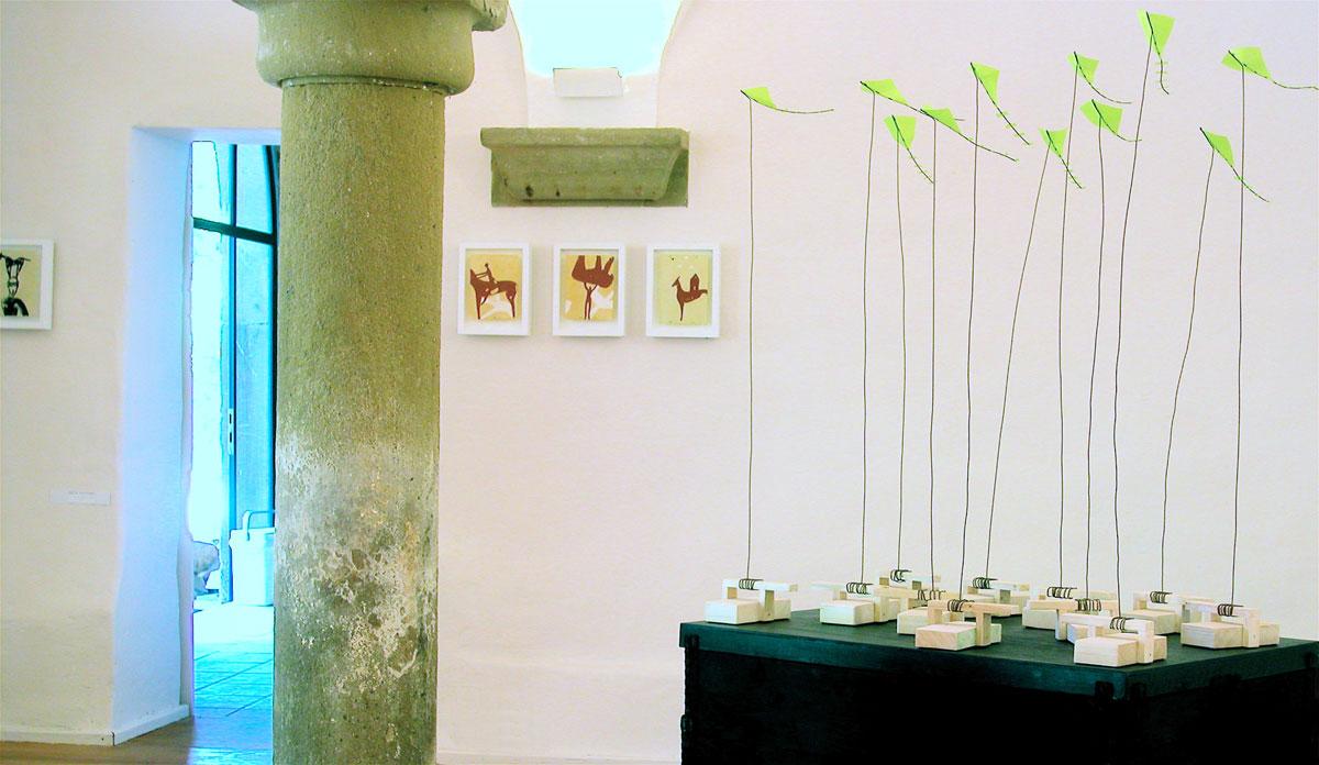 Ausstellung Hofgut Nussbaum2007
