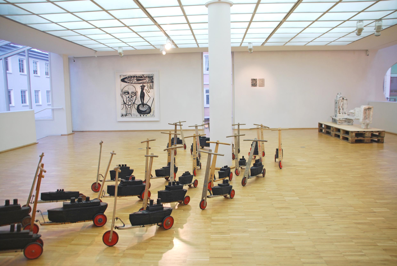 Ausstellung Städt. GalerieTuttlingen 2013_a