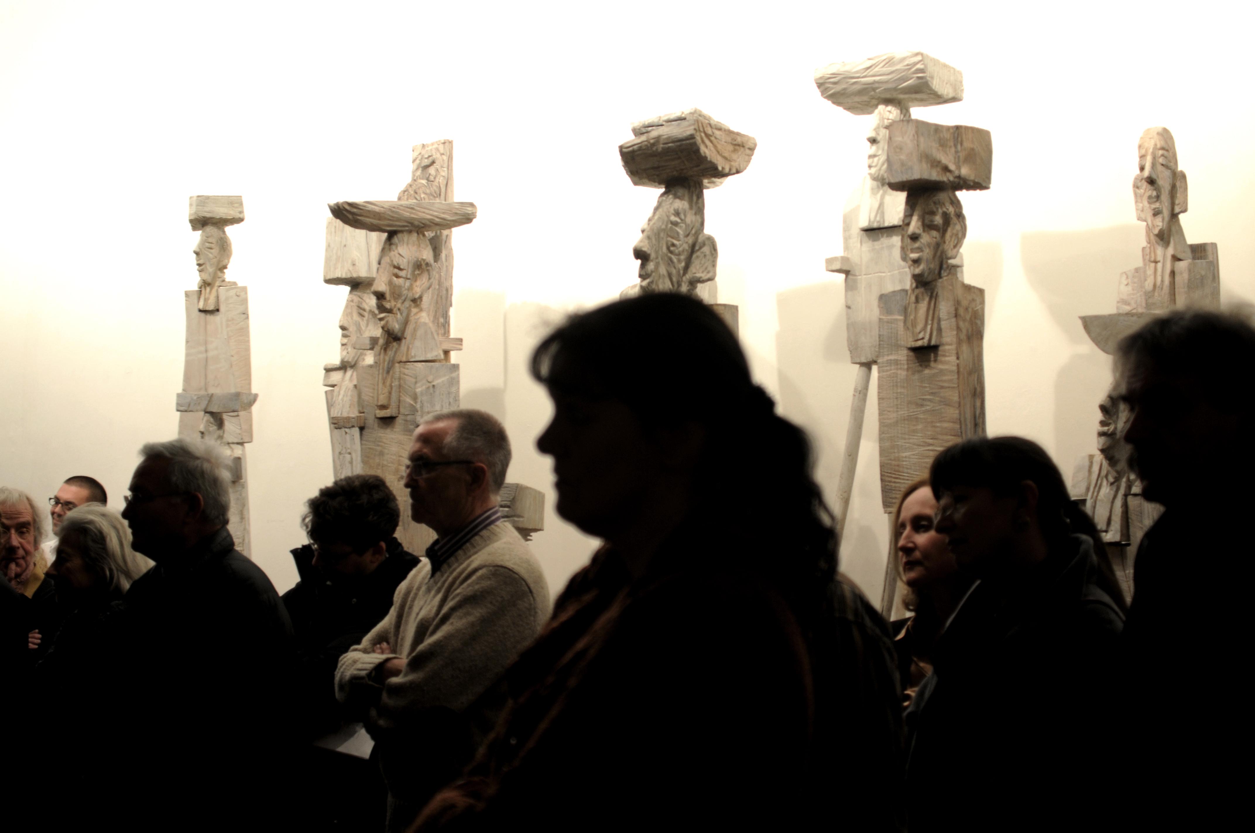 Ausstellungseröffnung Städt. Galerie Tuttlingen2013