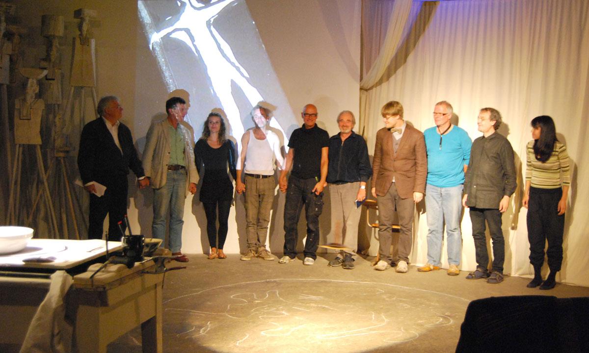 Theaterfestival2013, Künstlerverein Walkmühle
